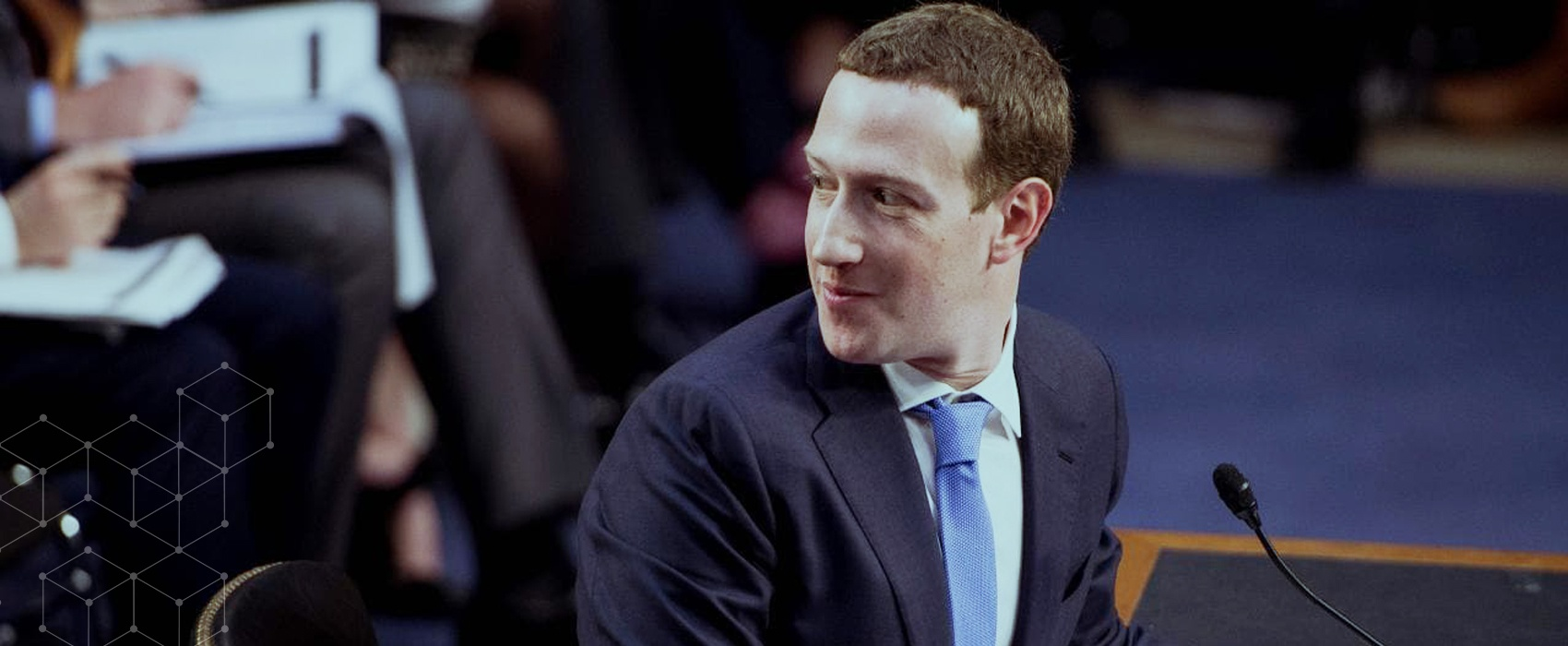 Mark Zuckerberg at US Congress hearing