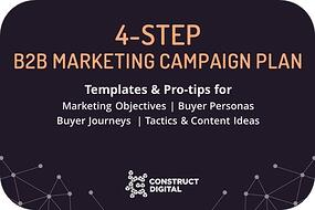 free download b2b marketing plan template