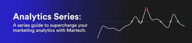 Analytics Series Banner