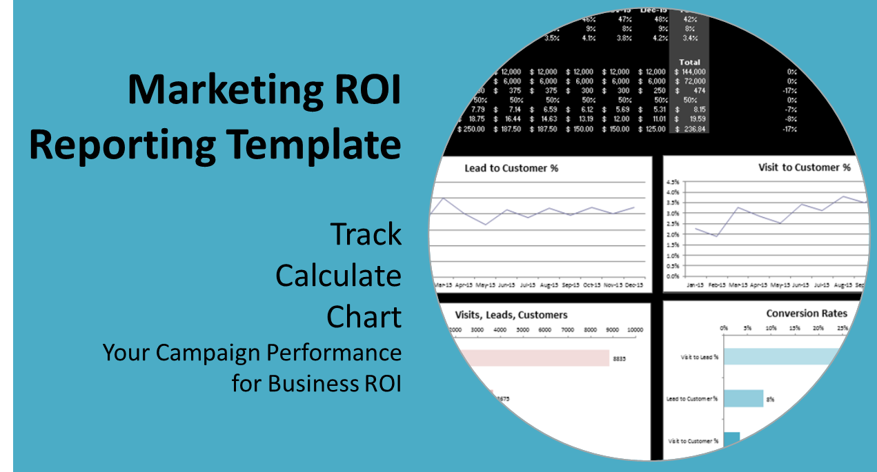 campaign report template