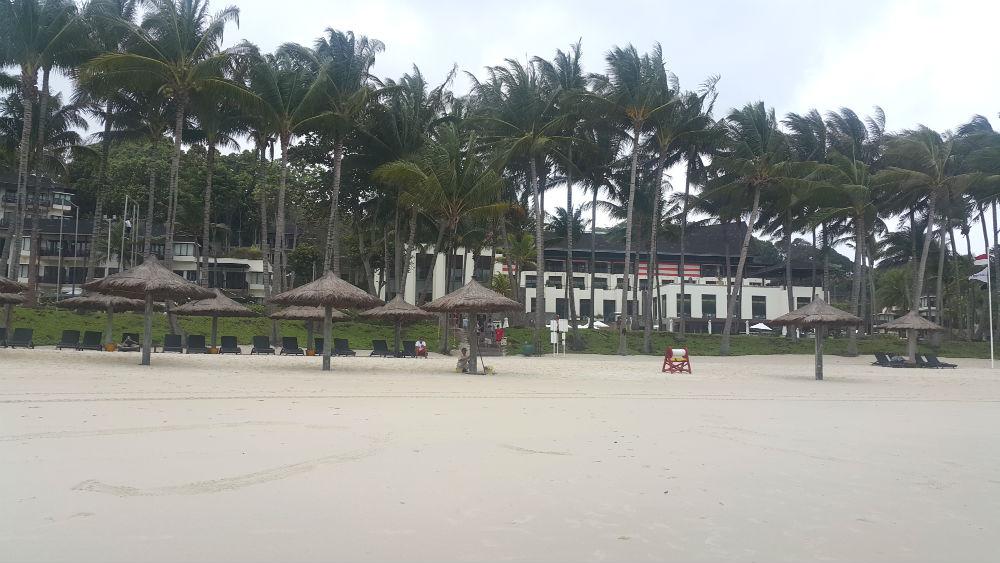 Club Mediterranean Bintan beach front