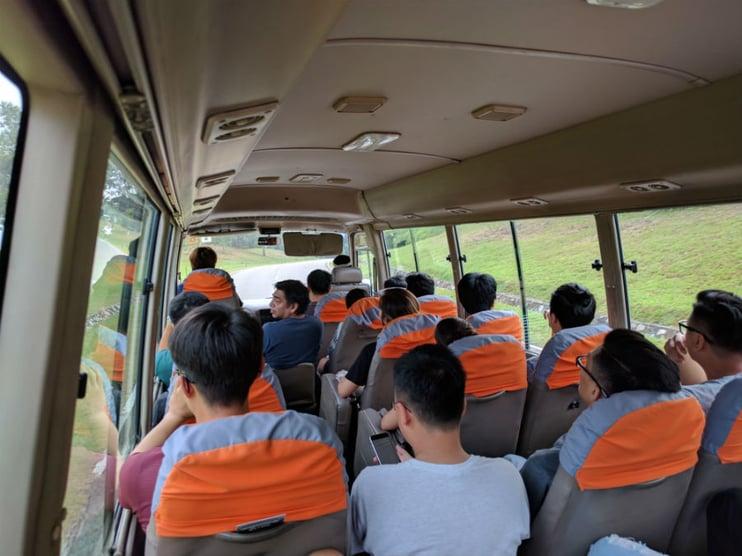 Construct Digital Shuttle Bus