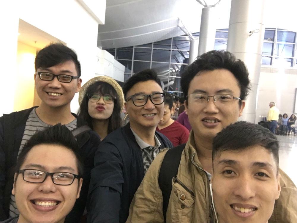 Construct Digital Vietnam team members
