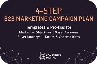 Download Your Step BB Marketing Campaign Planning Template - Marketing campaign template