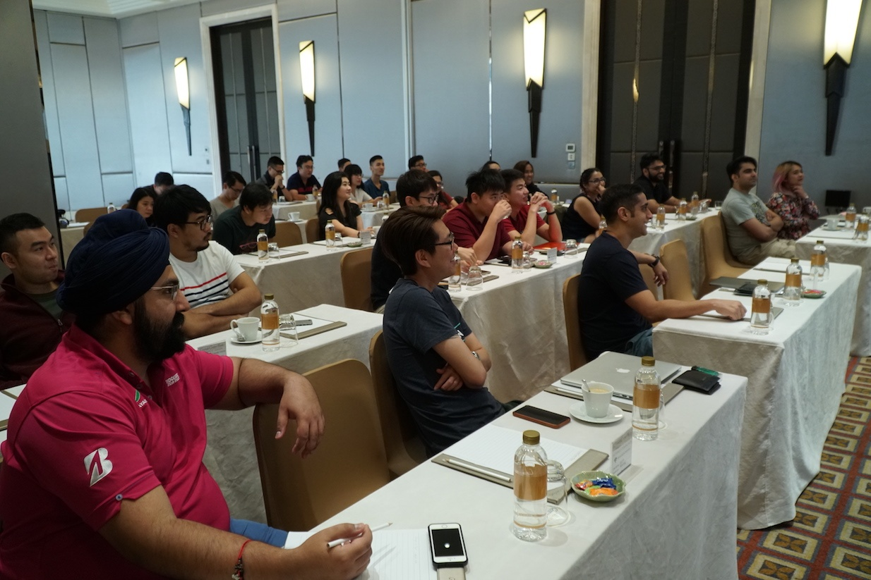 Construct Digital 2018 Offsite Bangkok digital marketing agency