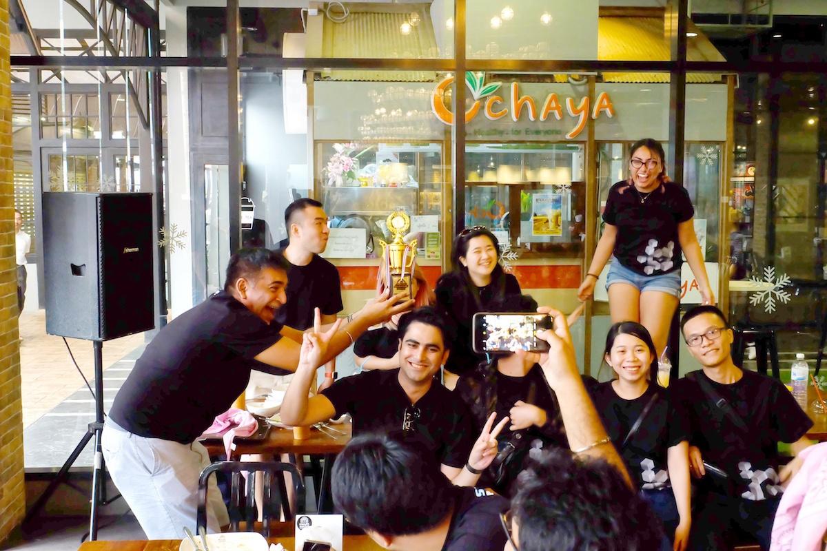 Construct Digital 2018 Offsite digital marketing agency Amazing Adventure Thailand