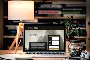 HRLP Inbound marketing landing page