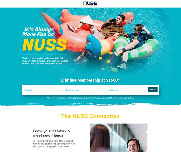 NUSS Case Study Website 1.0