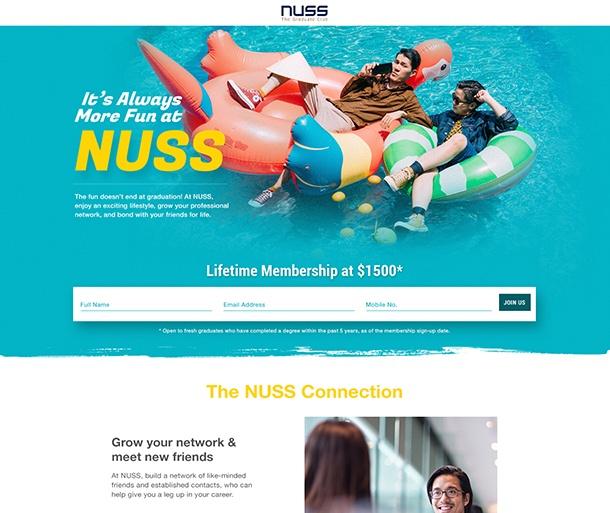 NUSS Case Study Website 1.0