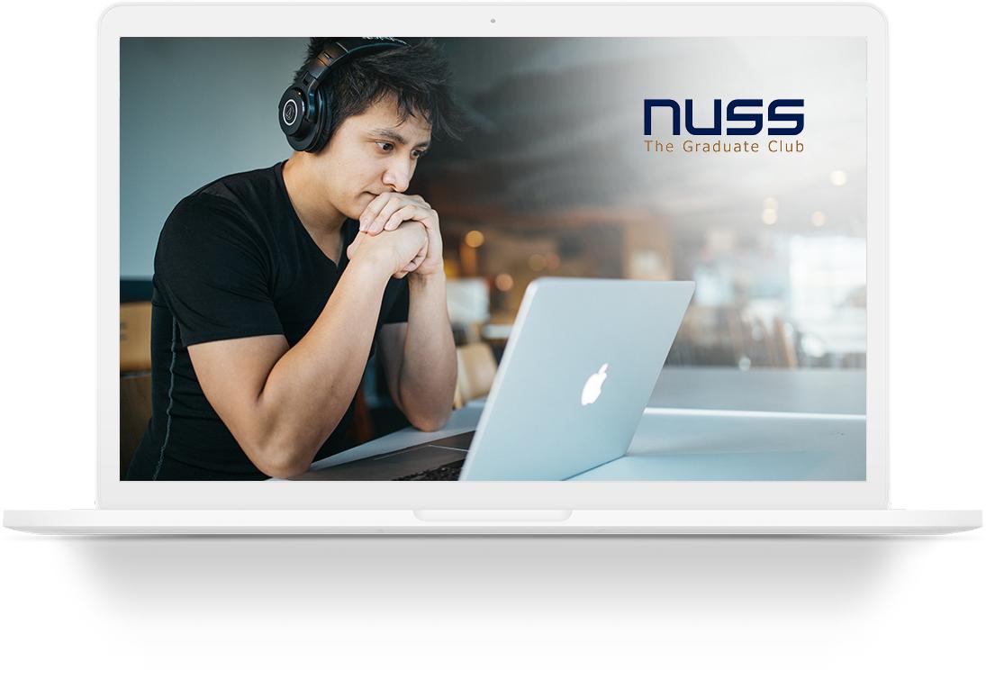 NUSS The Graduate Club Marketing Case Study
