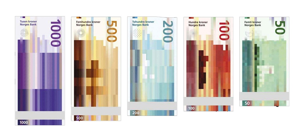 Philippine National ID - Norway Bank Notes