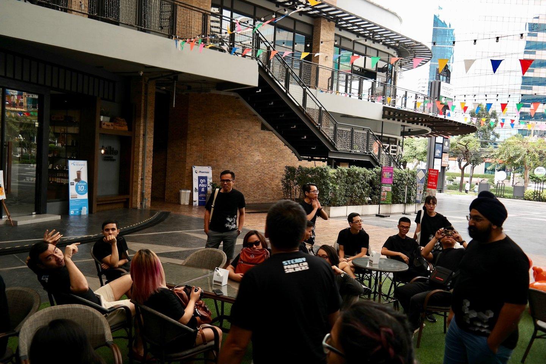 Construct Digital 2018 Offsite Bangkok digital marketing agency