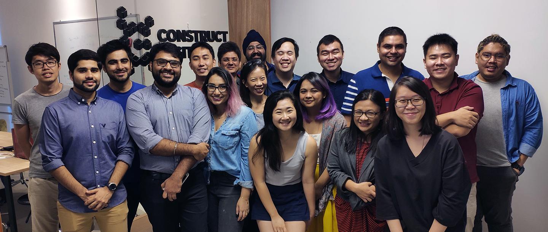 website development agency team