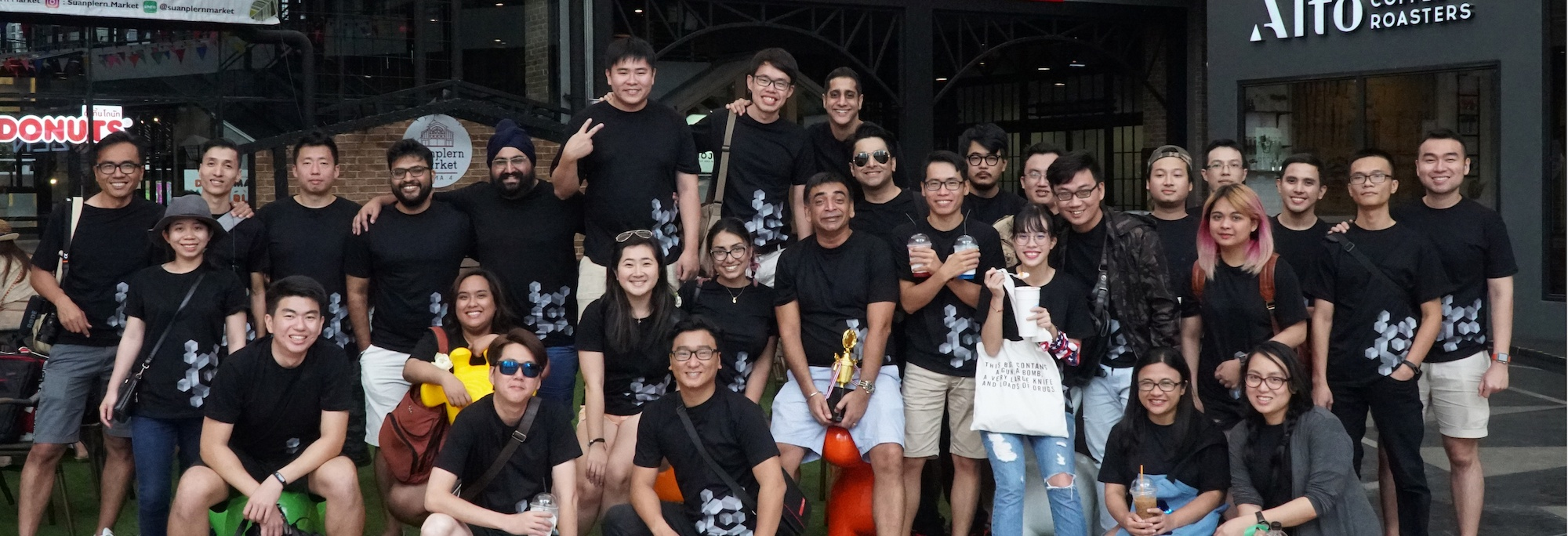 Building the Team in Bangkok: Construct Digital's 2018 Offsite