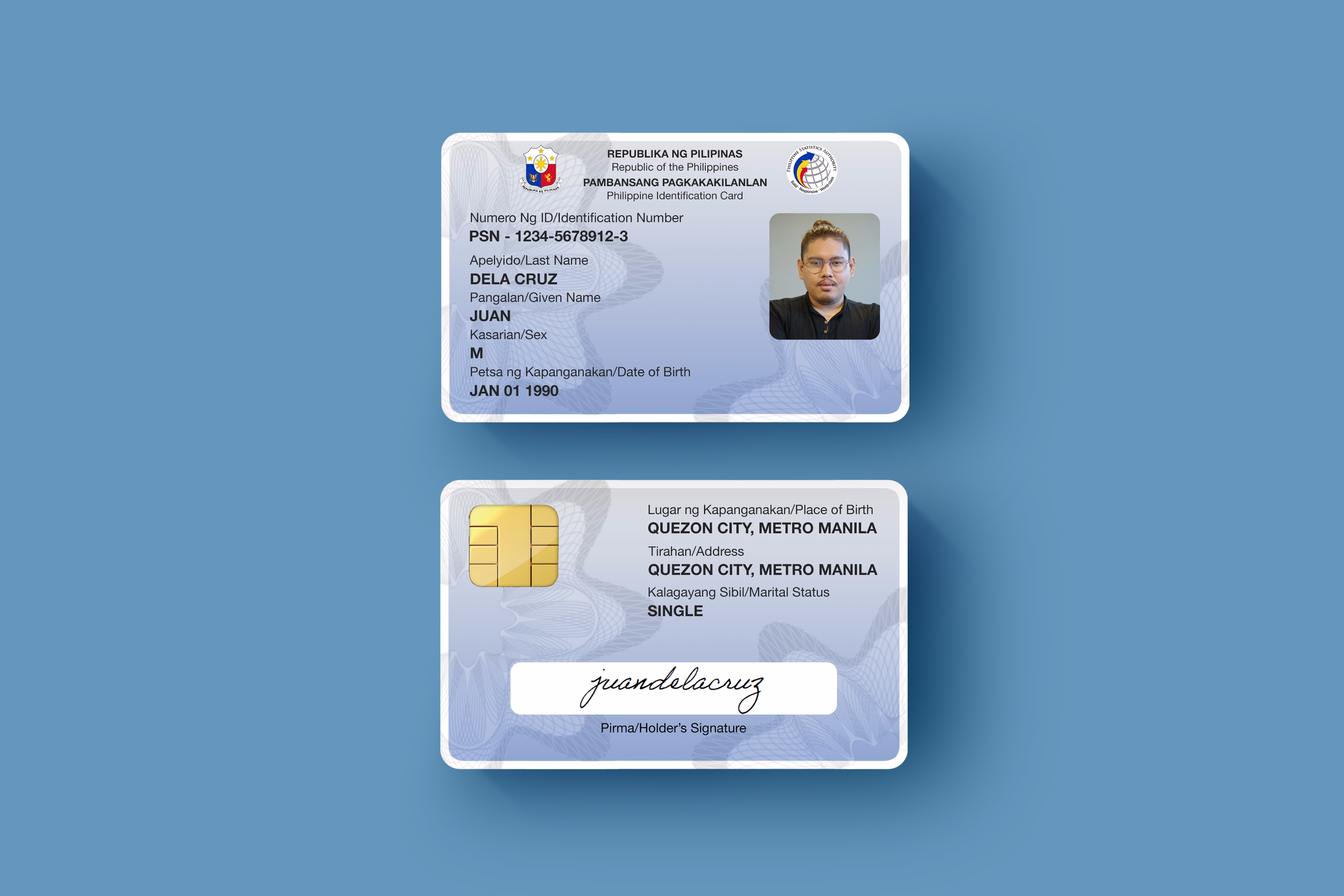 We Took a Stab at Designing the Recently Signed National ID